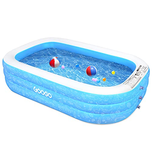Googo Inflatable Kiddie Pool