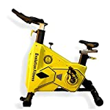 Evolution Fitness Commercial Gym/Home Spin Bike for Cardio Workout Exercise Fitness Cycle