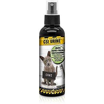 Csi urine Chat/Chaton Spray 150ml pour Chat