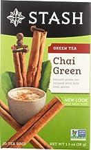 Stash Tea Tea Bags Chai Green - 20 Count
