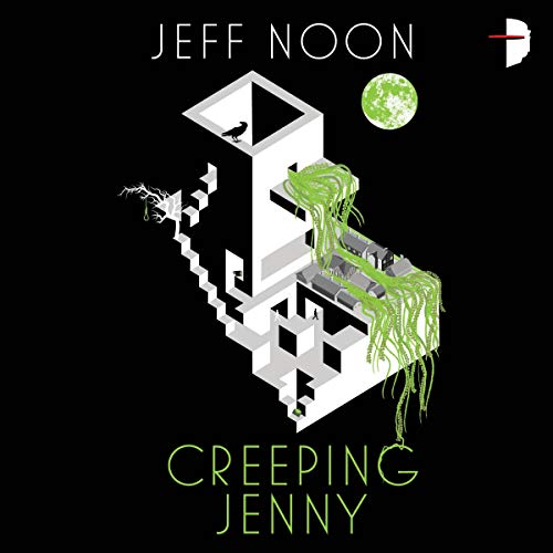 『Creeping Jenny: A Nyquist Mystery』のカバーアート