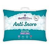 Slumberdown Anti Snore Pillow - 2 Pack
