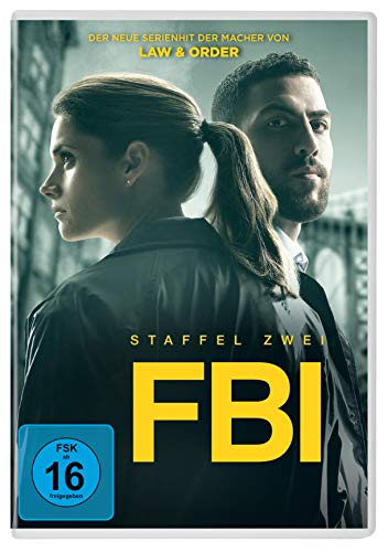 FBI: Special Crime Unit - Staffel 2 (4 DVDs)