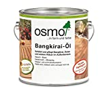 Osmo 016 Bangkirai Dark Exterior Wood & Decking Oil 2.5 litres