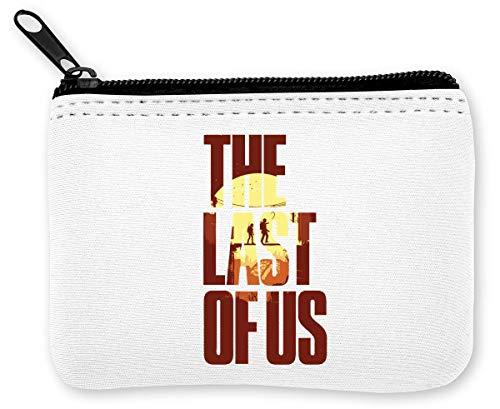 The Last Of Us Tribute T-Shirt Portafoglio con cerniera per monete