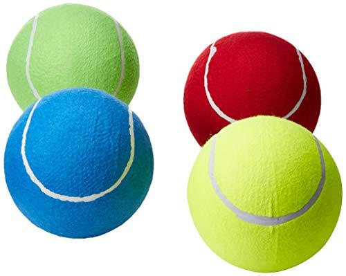 Rinco (LOT OF 4) JUMBO TENNIS BALL 8