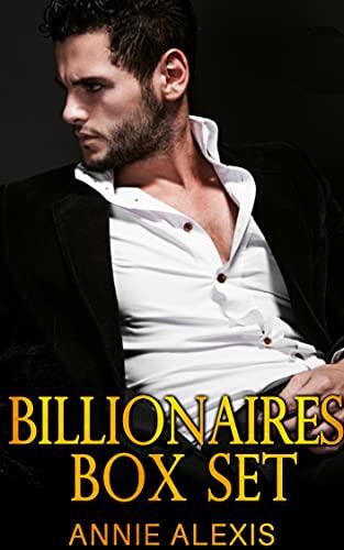 Billionaires: Office Romance Collection (English Edition)