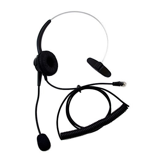 Plantronics M10 Headset Amazon Com