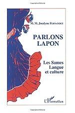 Parlons lapon - Les Sames - Langue et culture de Jocelyne Fernandez-Vest
