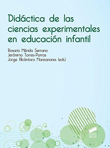 Didáctica de las ciencias experimentales en educación infantil: 26