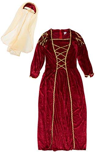 ILOVEFANCYDRESS I Love Fancy Dress ilfd4511st Damen Zeit Tudor Queen Kostüme (Standard)