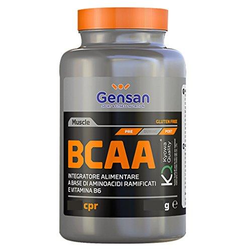 Gensan BCAA 120 CPR