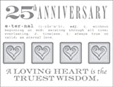 SRM Stickers Say It with Stickers Mini 25th Anniversary Scrapbooking