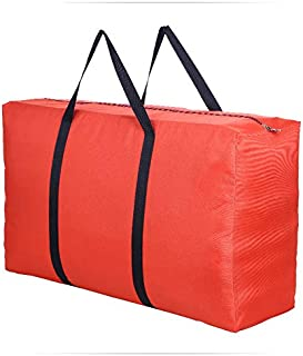 154L Oversized Storage Bag Waterproof Space Saving Laundry Bag Garment Closet Storage Organizer Travel Cargo Duffel Jumbo Bags Organizer for Comforter Quilt Bedspread Pillow