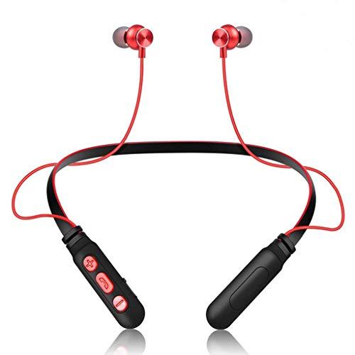 SamMoSon 2019 Auriculares Bluetooth Inalambricos Estereo Bluetooth,Auriculares Inalámbricos Bluetooth 4.2 Deportes Auriculares Y Auriculares Bass De Larga Duración