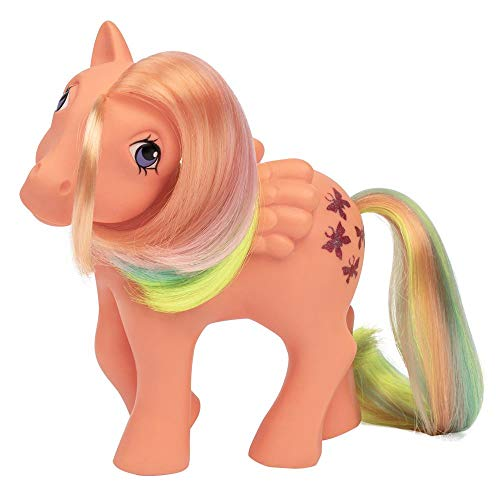 My little Pony 35279 Classic Rainbow Ponies-Flutterbye Pony Sammlerstück, Mehrfarbig