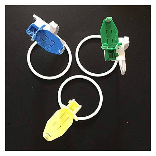 SSXPNJALQ Supporto Dentale Nuovo di Zecca 3pcs / Set Dental Dental Dental Pym Digital Pycher Sensor Player Supporto localizzatore Dentista Strumento di Laboratorio