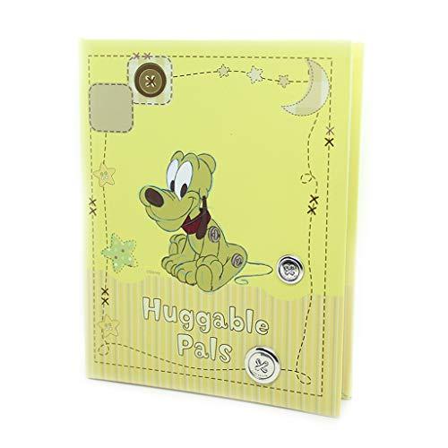 Album photo enfant Ardè by Disney personnage Pluto inserts laminés argent