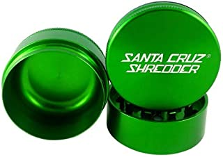 Santa Cruz Shredder Herb Grinder 3 Piece Medium 2 1/8