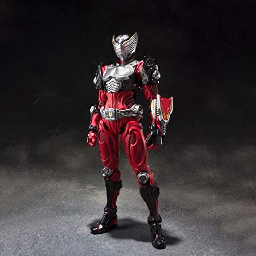 MMZ Masked Rider Ryuki Krieger Outfit 2.0 Statue Abbildung Sammlung Anime Geschenke for Kamen Rider Fans