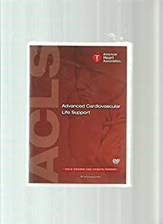 Advanced Cardiovascualar Life Support (ACLS) DVD by AHA (2011-06-01)