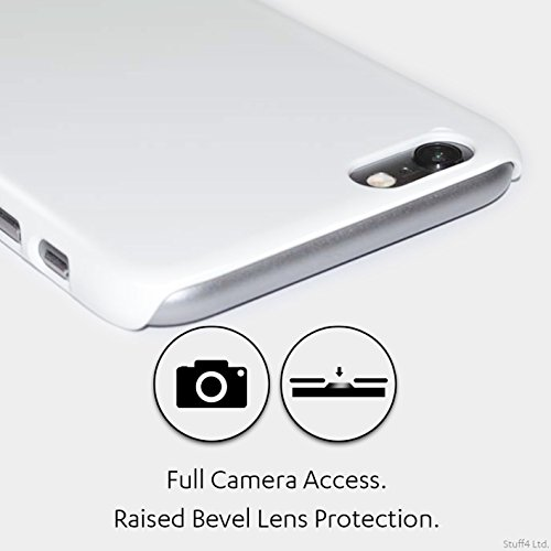 Gloss telefoonhoesje voor Apple iPhone SE 2020 lippenstift regenboog lippen ontwerp glanzend Ultra slank dun harde snapcover