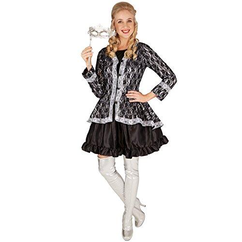 TecTake dressforfun Disfraz para Condesa aristócrata   Vestido mágico   Chaqueta elaborada (M   no. 301380)