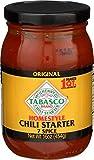 TABASCO Original 7 Spice Chili Recipe (1x16 Oz)