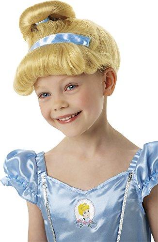 Rubie's-déguisement officiel - Disney- Déguisement Perruque Cendrillon- I-9902