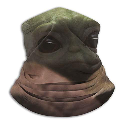 Star Wars - Funda para cuello con filtros de carbono de seguridad, bandana transpirable