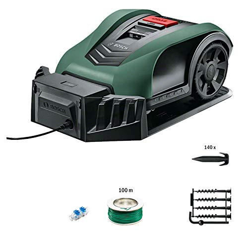 Bosch Robotic Lawnmower Indego S+ 350 (with App...