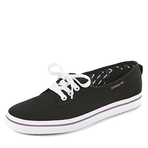 Adidas Schuhe Originals Sport HONEY PLIMSOLE Damen black1/black, Größe Adidas:9