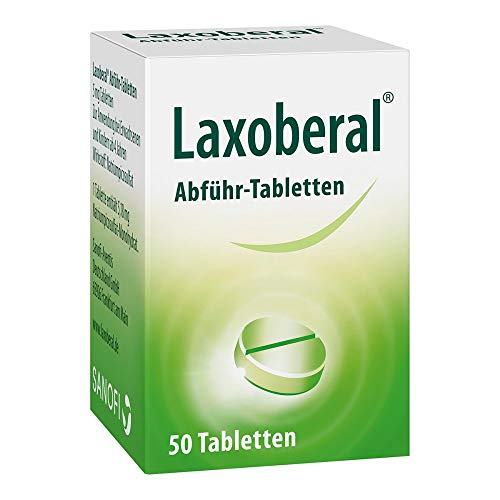 Laxoberal Abführ-Tablette 50 stk