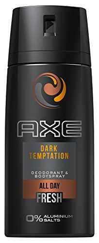 Axe Desodorante Spray Dark Temptation sin aluminio - 150 ml