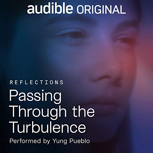 Passing Through the Turbulence Audiobook By Yung Pueblo cover art
