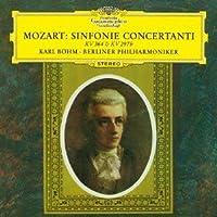 Mozart: Sinfonia Concertante K320 by Mozart (2013-10-15)