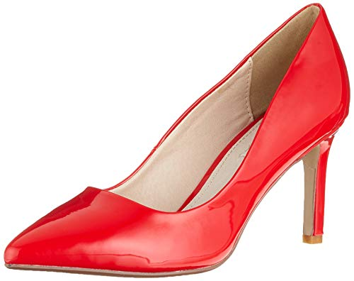 Buffalo Damen Alivia Pumps, Rot (Red 000), 38 EU