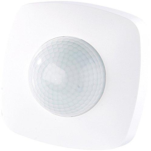revolt Infrarot Schalter: Automatischer Lichtschalter mit PIR-Präsenz-Sensor (Präsenzsensor)