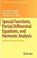 Special Functions, Partial Differential Equations, and Harmonic Analysis: In Honor of Calixto P. Calderón (Springer Proceedings in Mathematics & Statistics (108))