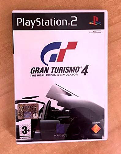 Gran Turismo 4-(Ps2)