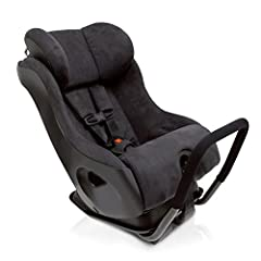 More Room to fit 3-Across: With a best-in-class car seat width under 17 in., the compact design fits 3-across in most vehicles, and conveniently fits those difficult narrow center seating positions. Rear-Facing for Longer: Designed to international b...