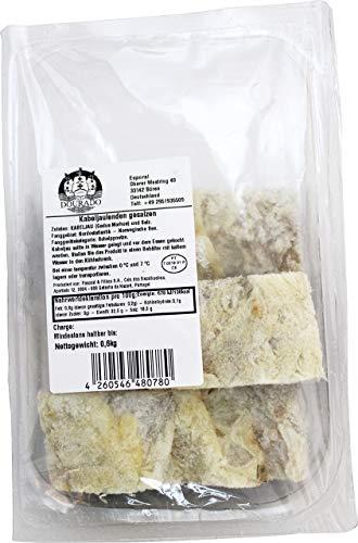 Getrocknete Kabeljaulenden (3er Pack) - Lombos de Bacalhau salgado 600 gr.