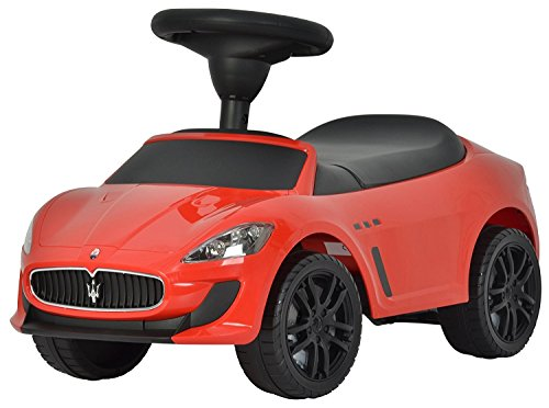 Sale!! Evezo Maserati Gran Cabrio MC, Ride-on Push car