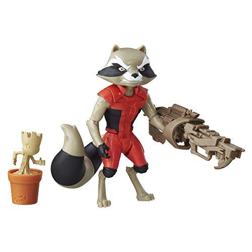 Guardiani della Galassia Vol. 2 - Rocket Raccoon 15cm Action Figura B6664-B6662
