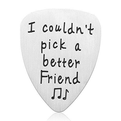 Best Friend Gifts Guitar Pick I Couldn Buy Online In Chile At Desertcart