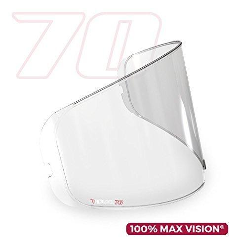 Price comparison product image Pinlock LS2 MX436 Pioneer Trigger 70 Max Vision Lens