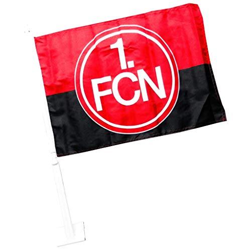 Autofahne FCN 1. FC Nürnberg Fahne Auto-Fahne Fahne