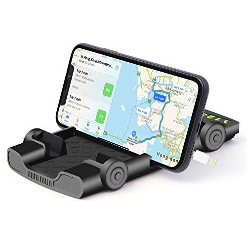 Beeasy Handyhalter fürs Auto,Handyhalterung Universale Handy KFZ Halterungen Car Phone Holder Halter [Einzigartiges Design] für iPhone,Samsung,Huawei,Xiaomi,OnePlus,LG Handy oder GPS-Geräte