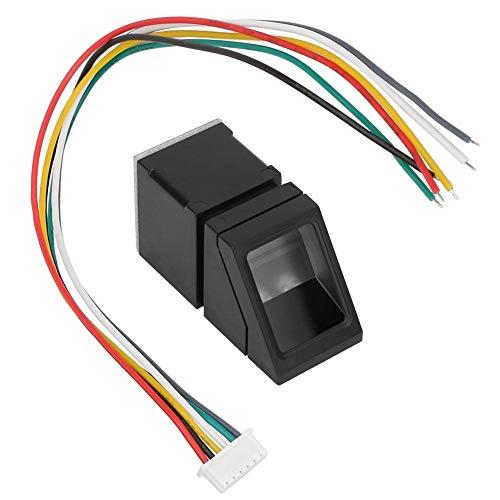 L-YINGZON Optical Fingerprint Module, R307 DC 4.2-6.0V Optical Fingerprint Module Reader Sensor Access Control Attendance Recognition Device Can Capture 500 DPI Image