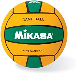 Mikasa Water Polo Game Ball (Men's, Green/Yellow)